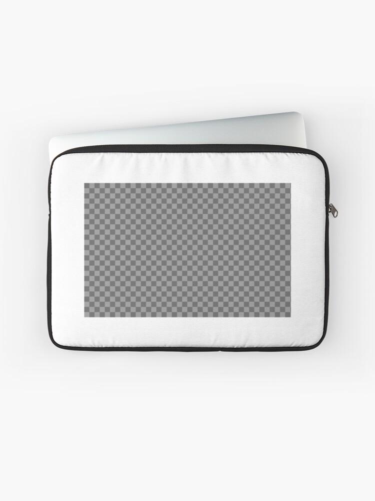 Invisible  Transparent photoshop design! | Laptop Sleeve