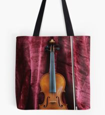 The Fiddle Tote Bag