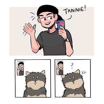 BTS: FACETIME WITH YEONTAN! by randomsplashes
