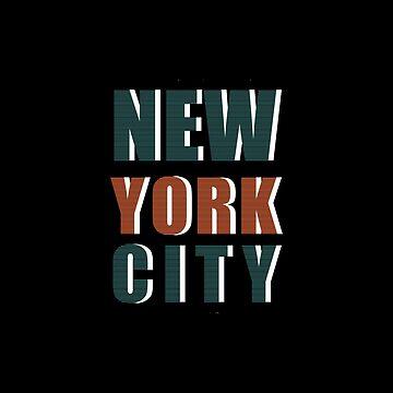 New York City by cendav