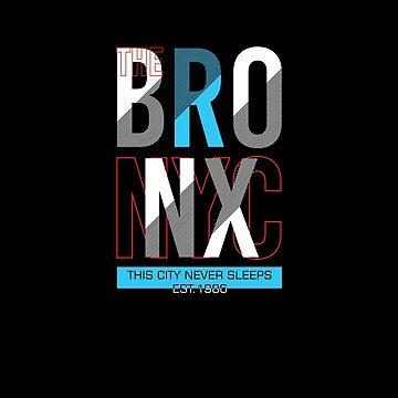 NYC - Bronx by cendav