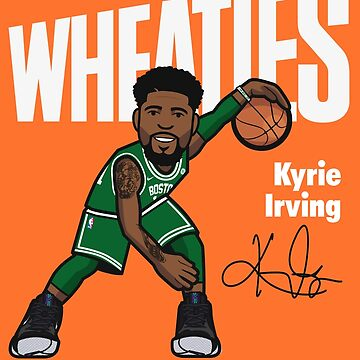 Kyrie Irving Wheaties by 23jd45