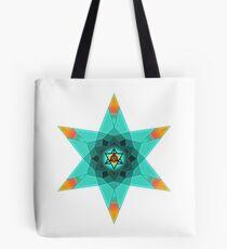 Merkaba Star Tote Bag