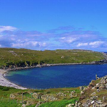 Gearrannan Cove by lezvee
