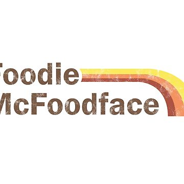 Foodie McFoodface by RycoTokyo81