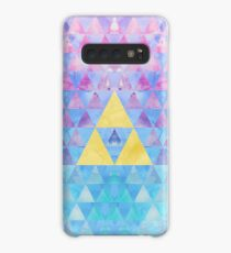 Geometric Zelda Case/Skin for Samsung Galaxy
