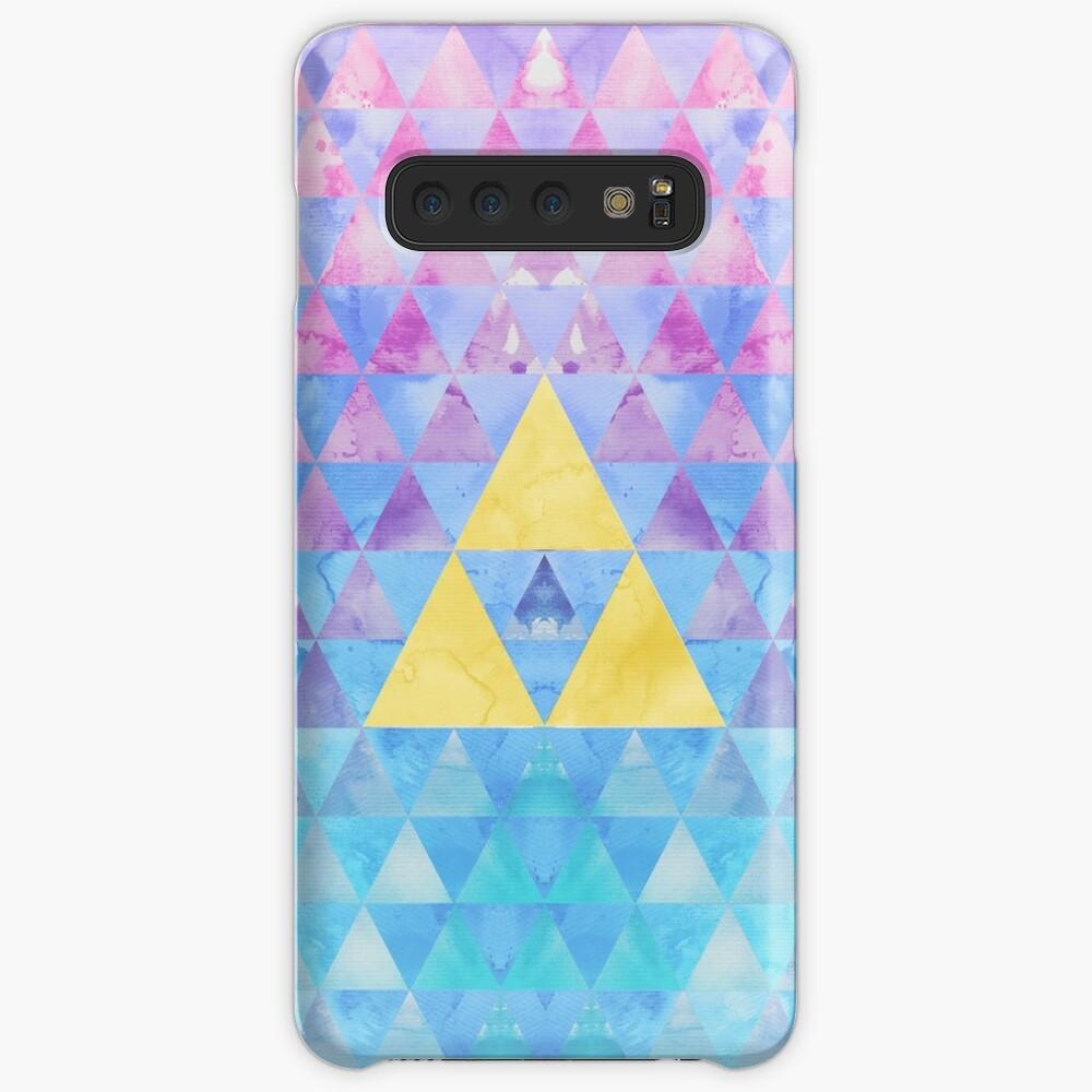 Geometric Zelda Case & Skin for Samsung Galaxy