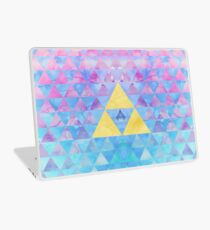 Geometric Zelda Laptop Skin