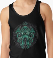 Great Cthulhu Tank Top