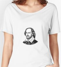 Shakespeare Women's Relaxed Fit T-Shirt