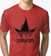 Saiyan Product Tri-blend T-Shirt