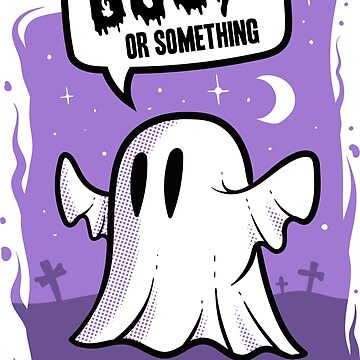Halloween Ghost by TheMaker