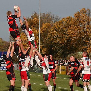 Flying High by JohnDalkin