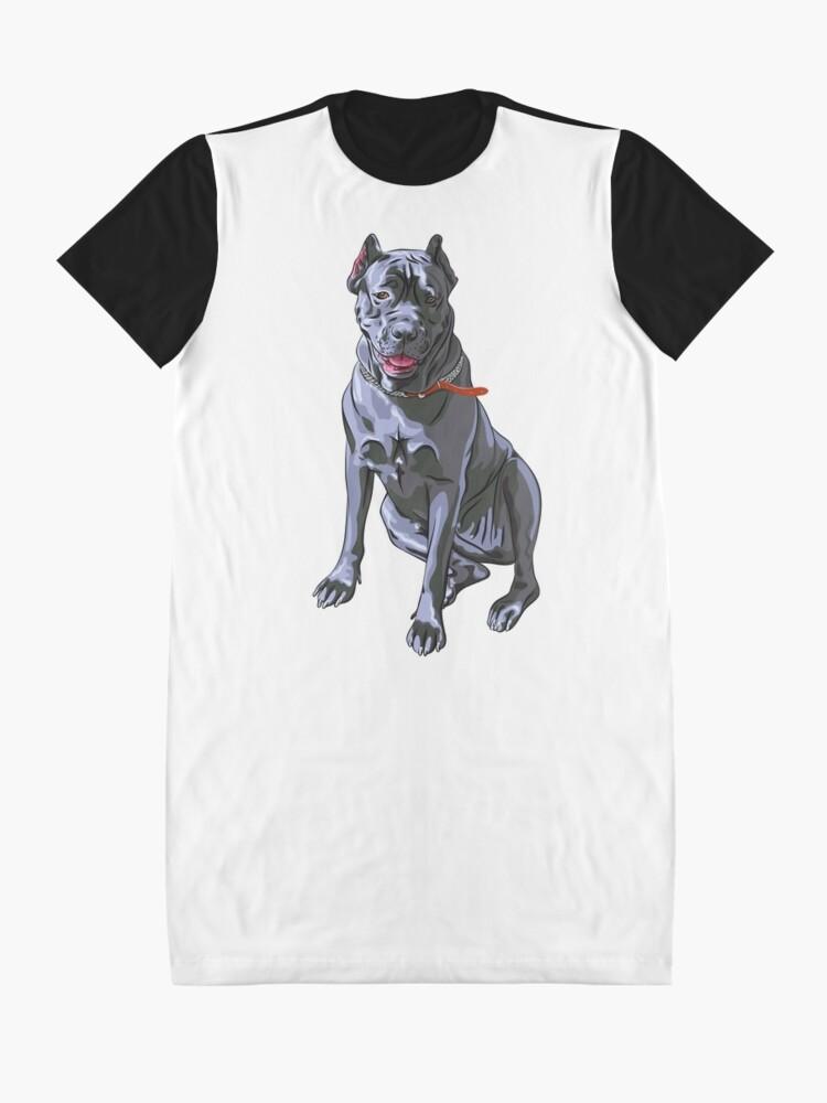 Alternative Ansicht von Stock Corso T-Shirt Kleid