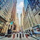 Wall Street by Ray Warren