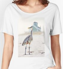 Heron and The Beach House Women's Relaxed Fit T-Shirt