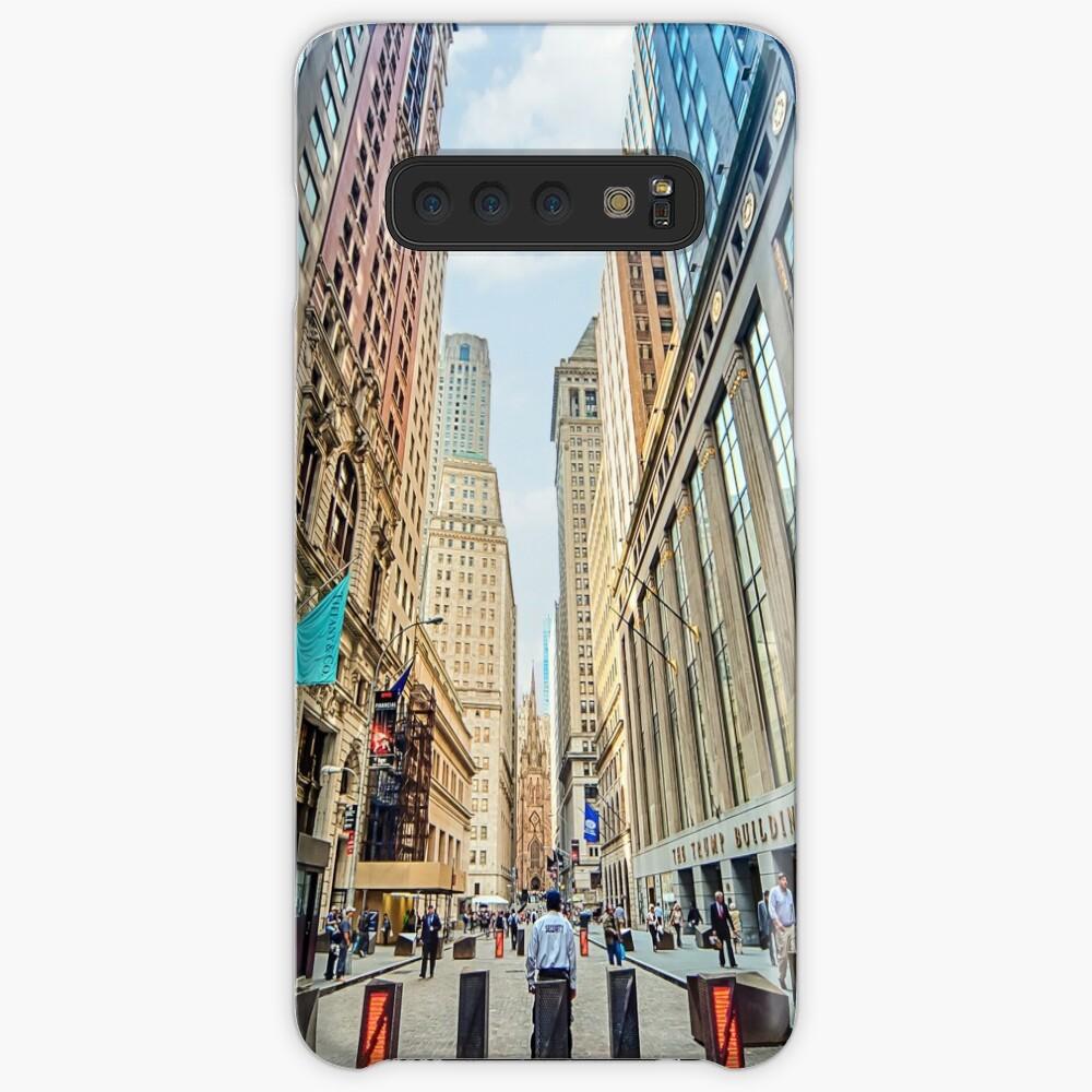 Wall Street Samsung Galaxy Snap Case