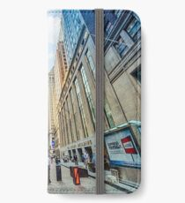 Wall Street iPhone Wallet/Case/Skin