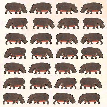 Hippo, hippo by anni103