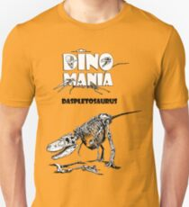 Dino Mania Daspletosaurus Unisex T-Shirt