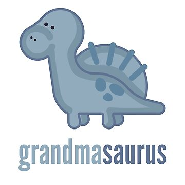 Grandmasaurus Shirt Family Dinosaur Shirts Set by DoggyStyles