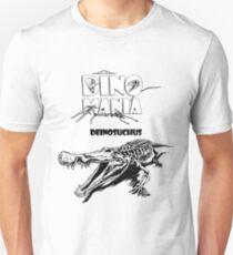Dino Mania Deinosuchus Unisex T-Shirt