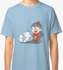 Hilda and twig sitting Classic T-Shirt