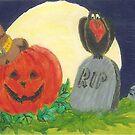 Halloween Night by Carol Megivern