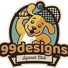 99designs squash club by dhot