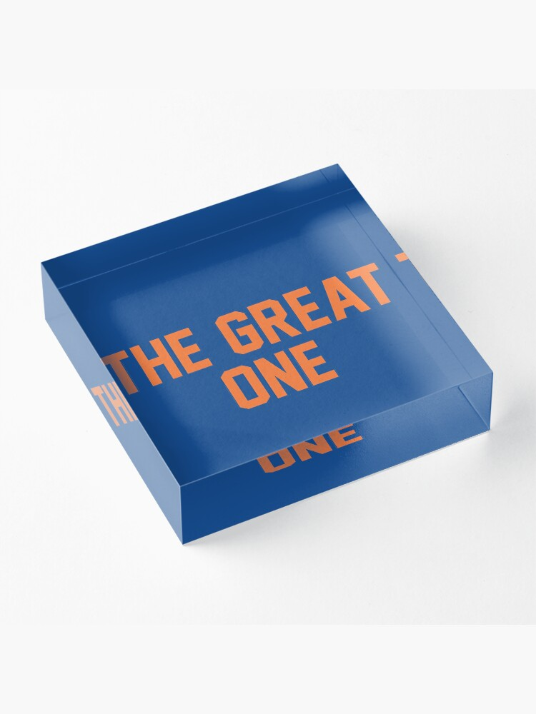 Alternate view of The Great One (EDM) Acrylic Block