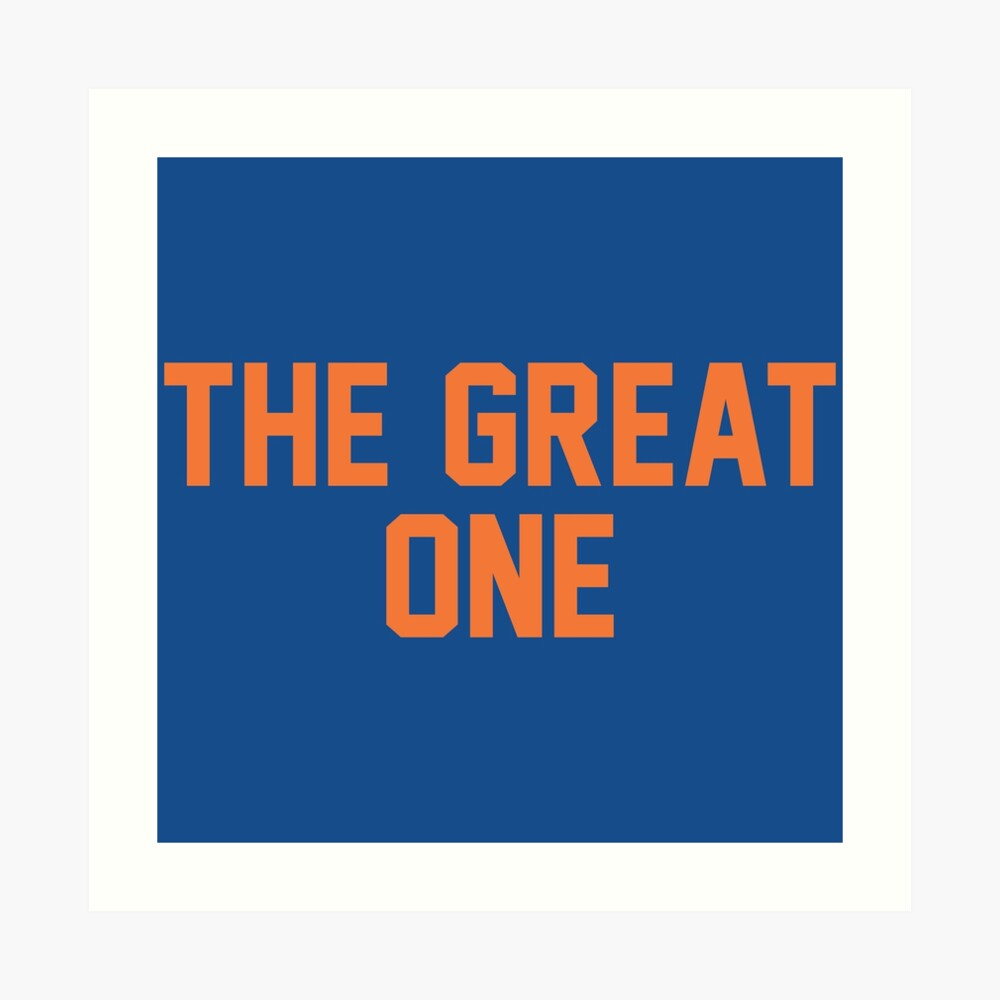The Great One (EDM) Art Print