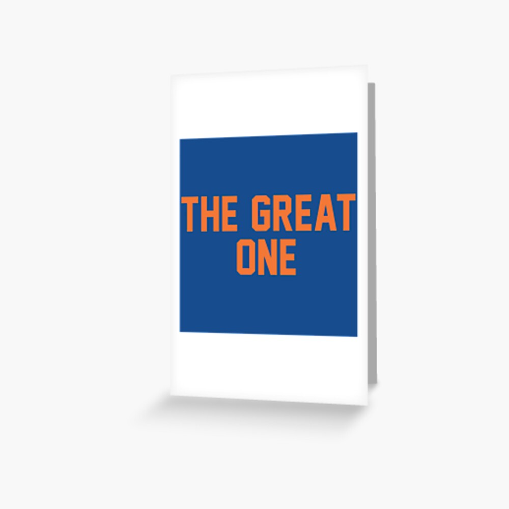 The Great One (EDM) Greeting Card