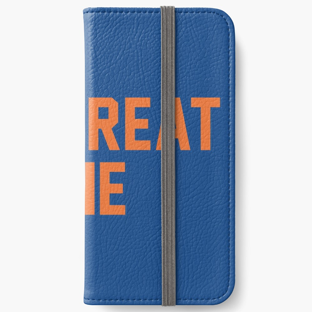 The Great One (EDM) iPhone Wallet