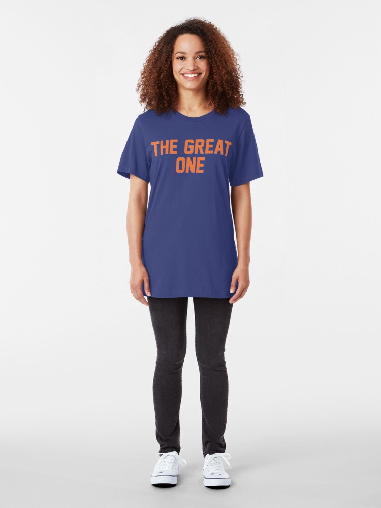 Alternate view of The Great One (EDM) Slim Fit T-Shirt