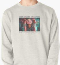 Dancer in Motion   (digital painting)      Pullover Sweatshirt