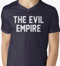 The Evil Empire Men s V-Neck T-Shirt da63db345ea