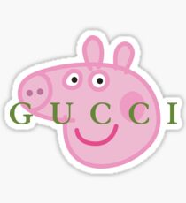 Peppa Parody Sticker