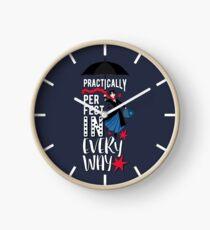 Mary Poppins Clock