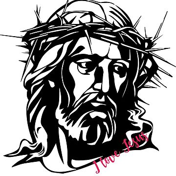 I love jesus by kartickdutta101