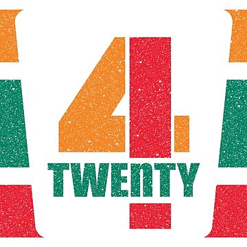 4-twenty by grafoxdesigns