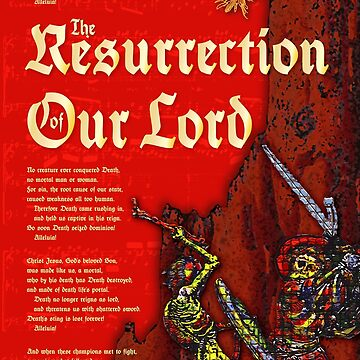 The Resurrection of Our Lord by chkmtn