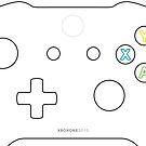 Xbox One Controller by Kieran McClung