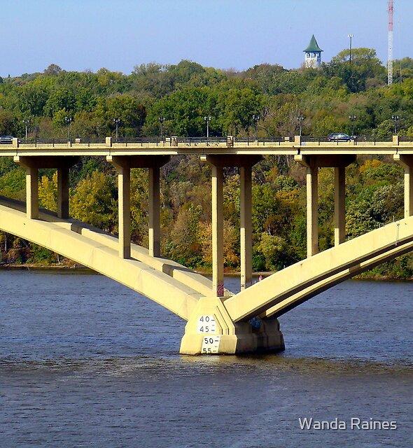 Minnesota Bridge by Wanda Raines