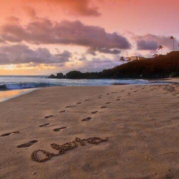 Aloha Kaanapali Beach by djphoto