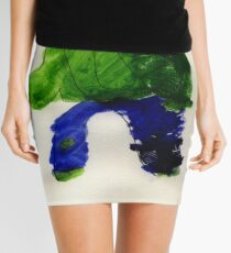 The Hunky hero Mini Skirt
