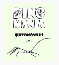 Dino Mania Quetzacoatlus Photographic Print