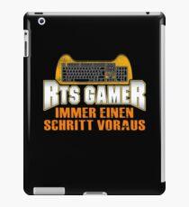 RTS Gamer video game iPad Case/Skin