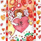 Healed Heart  by Niina Niskanen