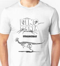 Dino Mania Stegoceras Unisex T-Shirt