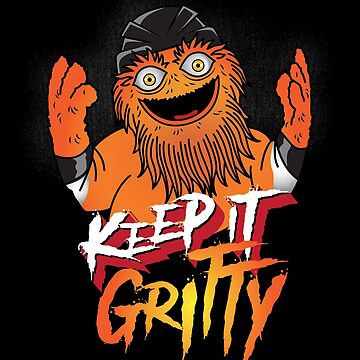Keep It Gritty Chaos Mascot by japdua
